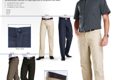 Barron Corporate PA-5CH Mens 5 Pocket Chino