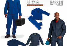 Barron Protective Clothing CS-BC