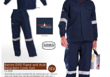 Barron Protective Clothing CS-D59