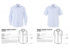 mens-poly-cotton-long-short-sleeve-shirt OSHRTL & OSHRTS