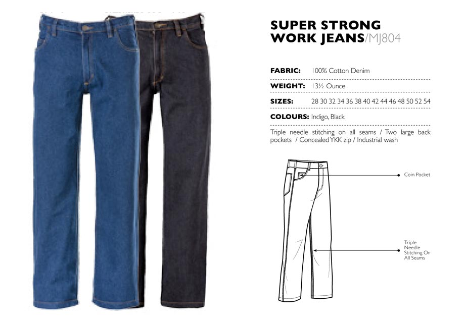 super-strong-work-jeans MJ804