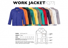 work-jacket CJ77J