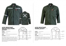 plain-reflective-acid-resistant-work-jackets CJ77J & CJ77JT