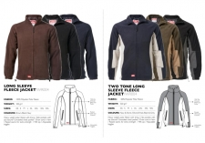 plain-two-tone-long-sleeve-fleece-jacket WR004