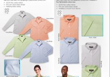 Barron LL-CEN - LO-CEN Mens & Ladies Long & Short sleeve Century Lounge Shirts