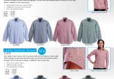Barron  LL-SEN - LO-SEN Mens & Ladies Long & Short sleeve Sentinel Lounge Shirts