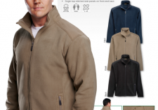 Barron Outdoor BF-APE Apex 345g Bonded Fleece Full Zip