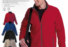 Barron Outdoor MI-BRO Brooklyn 240g Micro Fleece, Full Zip