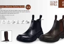 Barron Safety Footwear SF003