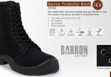 Barron Safety Footwear SF004