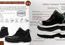 Barron Safety Footwear SF001