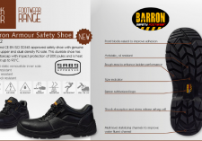 Barron Safety Footwear SF002