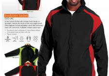 Barron EVO-JAC Evolution Softshell Fleece Jacket