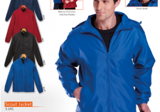 Barron Outdoor S-JAC Scout mesh-lined Jacket