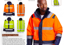 Barron Workwear BLA4-JAC
