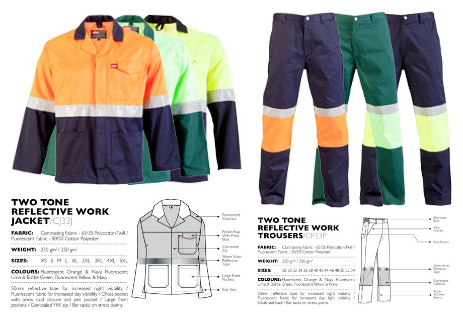 Jonsson Workwear La Casual